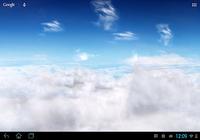 Fond d'écran animé Ciel bleu