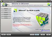 DBConvert for SQLite & MySQL