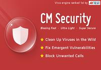 CM Security- Antivirus GRATUIT