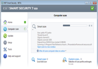 Eset Internet Security bêta