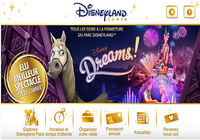 Disneyland Paris iOS