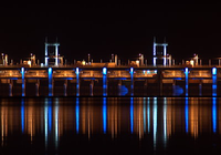 Night Bridge Screensaver