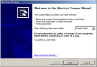 Shortcut Cleaner
