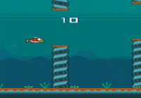 Funny Fish Mobile
