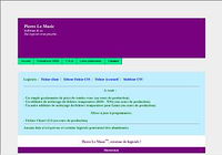 Pierre Le Muzic :: Modeleur CSV