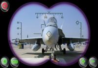 Jumelles Militaires Simulées