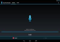 Enregistreur de Voix Facile