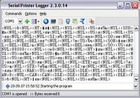 Serial Printer Logger