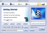 Emicsoft MTS Convertisseur pour Mac