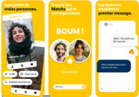 Bumble - Rencontres et amis iOS