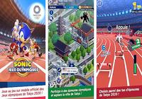 Sonic aux Jeux Olympiques de Tokyo 2020 iOS