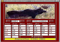 Calendrier mes images