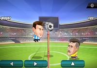 Tête Football Coupe du Monde
