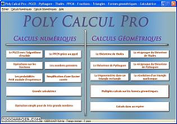 Poly Calcul Pro