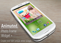 Animated Photo Frame Widget Android