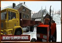 Hiver Hill Climb Truck Racing