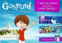 Gaspard : les Aventures extraordinaires iOS