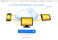 Maxthon Cloud Browser pour Android
