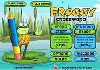 Froggy Crossword
