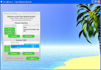 IntroWizard Flash Website Builder