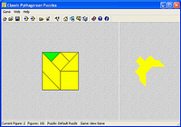 Classic Pythagorean Puzzles