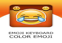 Emoji Clavier - Couleur Emoji