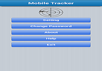 GPS Mobile Tracker