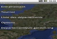 Département Geo Quiz - France