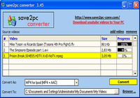 save2pc Converter