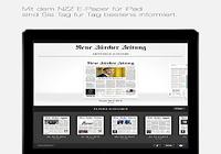 NZZ E-Paper