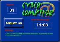 Cyber Compteur