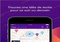 WingiT - Idées de sorties et événements iOS
