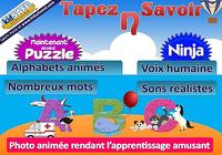 Alphabet français pour enfant