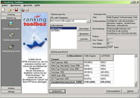 Ranking Toolbox