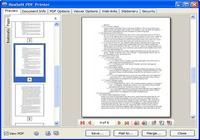 ReaSoft PDF Printer Lite
