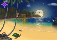 Lunar Solitude Screensaver