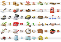 Desktop Business Icons