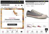 Sarenza.com iOS