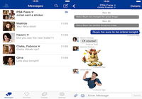 Playstation® Messages iOS