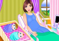 Jeux Naissance de bébé