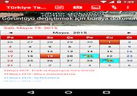 Türkiye Takvimi 2015