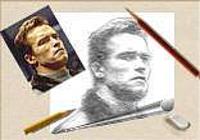 Free Movie Stars Sketcher