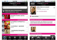 Sortir Local iOS