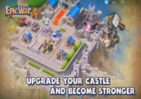 Epic War - Castle Alliance Android