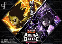 Hunter x Hunter : Arena Battle Mobile
