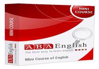 Mini Curso d'anglais gratuit de ABAEnglish.com