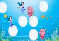 Sirènes, poissons et enfants