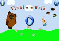 Vinni on the walk