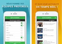 Transferts - Mercato Foot iOS