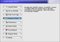 GetPDF Report Server